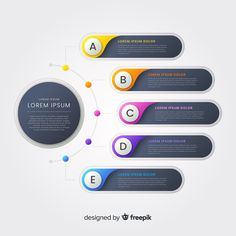 Discover thousands of free-copyright vectors on Freepik Chart Infographic, Infographic Powerpoint, Timeline Infographic, Infographic Templates, Cool Powerpoint Backgrounds, Free Powerpoint Presentations, Powerpoint Design Templates, Diagram Design, Graph Design