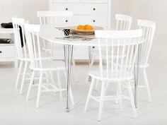 KÄLLSÄTER Stuhl Weiß - Esszimmerstühle - Stühle - Für den Innen