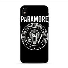 Paramore Logo iPhone X 3D Case