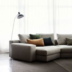 The modular Venise sofa by Lema offers infinite composition possibilities. Choose from linear, angular, trapezoidal and curvilinear elements, various armrests and two seat depths. #Lema #LemaMobili #Design #Interiors #InteriorDesgin #HomeInspo #Wardrobe #WalkInCloset #CustomCloset #ClosetDesign HomeDesign #HomeStyling #FurnitureDesign #ItalianDesign #InteriorInspiration #ModernDesign #InteriorDecoration #InteriorStyling #ChicagoInteriorDesign #Interiors #InteriorDesign #HomeInspiration Design Interiors, Interior Design, Interior Styling, Interior Decorating, Modern Furniture Stores, Lounge Sofa, Modular Sofa, Infinite, Interior Inspiration