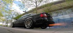 Motorteile vom Hannover Hardcore Audi RS4 B5 bei eBay: Tuning für den guten Zweck