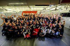 WEC 2016 : Audi s' en va par la grande porte aux 6H de Bahrein...