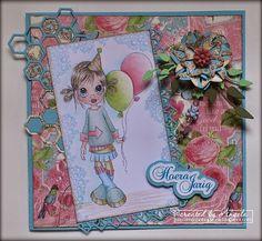 Made by Guestdesigner Angela: https://www.crealies.nl/…/1216547/15-02-17-guestdesigner-an… & http://www.crealies.blogspot.nl/…/happy-birthday-to-anneli.… Crealies items: Crea-Nest-Lies Small no. 6 Kiekeboe Rond/Peekaboo Round Decorette no. 3 Bits & Pieces no. 6 Creative Flowers no. 7 Creative Shapes no. 11 Creative Border no. 12