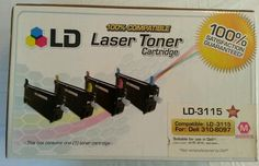 LD PRODUCTS LASER TONER CARTRIDGE LD-3115 MAGENTA | Computers/Tablets & Networking, Printers, Scanners & Supplies, Printer Ink, Toner & Paper | eBay!