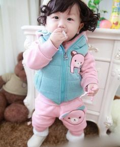 589d4e020 Baby Girls Winter Jackets