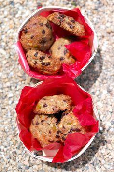 Волшебное шоколадное печенье с солью