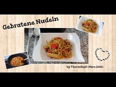 Thermomix® TM 5 - Gebratene Nudeln nach Mixgenuss Art - YouTube