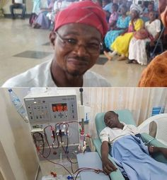 Actor Adesina Adesanya Pastor Ajidara Reportedly Down With Kidney Problem