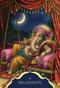 Blue Angel Publishing - Whispers of Lord Ganesha - Angela Hartfield - Artwork by Ekaterina Golovanova