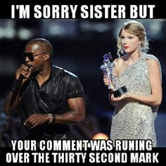 Kanye West Calls Taylor Swift VMA Incident 'The Beginning of the End of My Life': Watch Server Memes, Server Humor, Server Quotes, Restaurant Humor, Work Memes, Work Humor, Jw Humor, Taylor Swift Vma, Waitress Problems