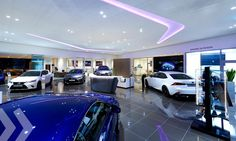 Lexus Dealership - made by ARNO