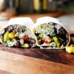 Grilled Veggie Burritos | The Pioneer Woman Cooks | Ree Drummond