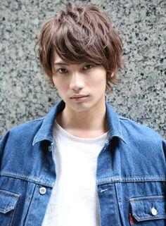 ウルフに無造作感をだしたショートスタイル 【ROOTS】 http://beautynavi.woman.excite.co.jp/salon/27983?pint ≪ #menshair #menshairstyle・メンズ・ヘアスタイル・髪形・髪型≫