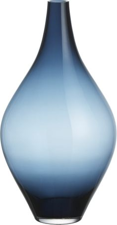 Della Vase  | Crate & Barrel On sale for $24.95.