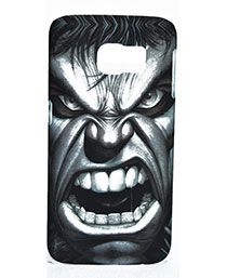 Samsung Galaxy #S6Edge Back Cover Angry Hulk Printed Hard Back Case