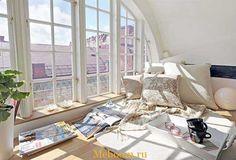 Примеры оформления окна и эркера в интерьере « Мебель для Вашего дома