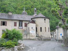 Le monastère de Sarrance - Vallée d'Aspe, Pyrénées Atlantique