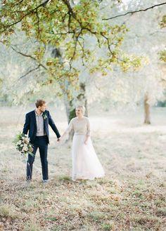 Winter wedding styled shoot in Outback Gård, Finland  I  Petra Veikkola Photography