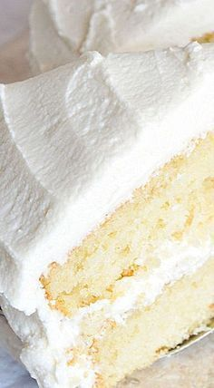 Buttermilk Vanilla Cake Recipe from Scratch - worst ads ever, take screenshots