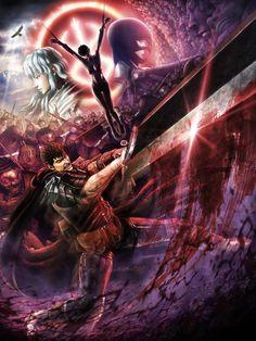 Berserk Dynasty Warriors Game - Promotional Artwork