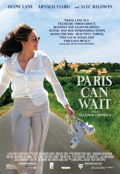 Paris Can Wait Directed by Eleanor Coppola. With Diane Lane, Arnaud Viard, Alec Baldwin, Elise Tielrooy. The wife of a successful movie producer takes a car trip from the south of France to Paris with one of her husband's associates. Films Hd, Hd Movies, Movies To Watch, Movies Online, Movies And Tv Shows, Movie Tv, 2016 Movies, Movies Free, Alec Baldwin