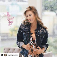 Mais uma parceria de sucesso. Obrigada @damyller #Repost @cleiaweber with @repostapp ・・・ Meu amor por esse look todo da coleção nova @damyller Essa jaqueta jeans eu não quero mais tirar. APAIXONEI😍😍 Confiram de pertinho a coleção nas lojas @damyller do @shopping3americas e @pantanalshopping ✨✨ • • • • PH @elizpassos_ • • • #Instablogger #saltosesegredos #blogger #bloggerlife #cute #photooftheday #picoftheday #vida #selfie #beauty #photo  #instagram #paz #gopro #itgirl  #lookdodia  #cuiaba…