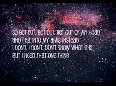 One Thing~One Direction