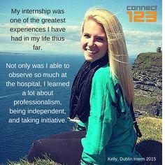 #TestimonialTuesday Child Life, Volunteers, Dublin, Play, Learning, Studying, Teaching, Onderwijs