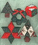 CD Designs - Freezer Paper Applique - English Paper Piecing