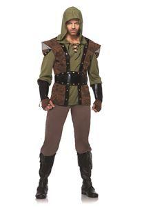 Robin Hood Adult Mens Costume - 322327 | Via Halloween Club # halloweencostumes #menscostumes #  sc 1 st  Pinterest & 125 best New 2014 Menu0027s Costumes images on Pinterest | Menu0027s ...