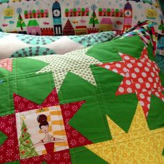 SEW KATIE DID:Christmas pillows
