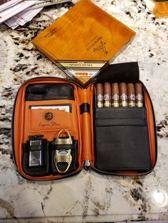 Cigar travel done right!