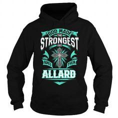 I Love ALLARD, ALLARDYear, ALLARDBirthday, ALLARDHoodie, ALLARDName, ALLARDHoodies T shirts
