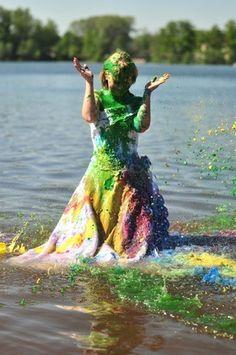"3 Awesome ""Trash the Dress"" Ideas - Wedding Inspiration"