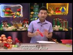 Tudo Artesanal Esfera Natalina por Peter Paiva - YouTube