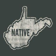 West Virginia = HOME!!