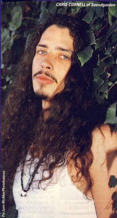 Beautiful Chris Cornell
