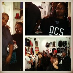 Pulsar Music Group and DCS (Doing Cool Shit) Apparel