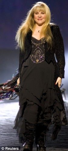 it's Stevie life ~ she calls the shots as to who portrays her in a movie, if a movie's ever made ♥❤♫❤♥