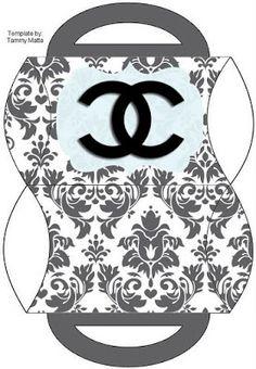 Kit para Festas - Coco Chanel