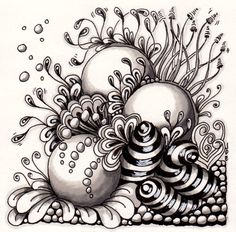 zentangle 8 by JagPaEkholmen on deviantART