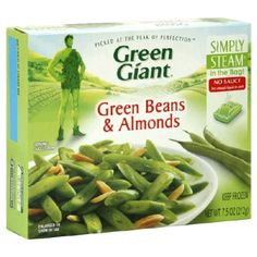 Free Green Giant Green Beans & Almonds at Target!