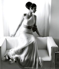 Roman style wedding dress on pinterest togas romans and for Toga style wedding dress