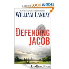 Defending Jacob-William Landay-15,99- Andy Barber has been an assistant district attorney in his suburban Massachusetts county for more than twenty years. He is respected in his community, tenacious in the courtroom, and happy at home with his wife, Laurie, and son, Jacob. But when a shocking crime shatters their New England town, Andy is blindsided by what happens next: His fourteen-year-old son is charged with the murder of a fellow student.