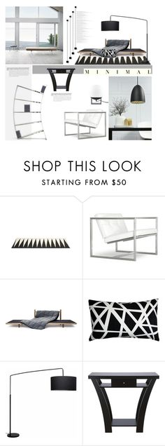 """Minimal Home"" by junglover ❤ liked on Polyvore featuring interior, interiors, interior design, home, home decor, interior decorating, Pappelina, Gus* Modern, Skandium and Pillow Decor"