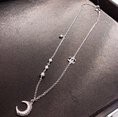 Chanel Dubai, Viera, Cruise, Silver, Jewelry, Fashion, Moda, Jewlery, Jewerly