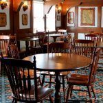 Columbia Harbour House in the Magic Kingdom