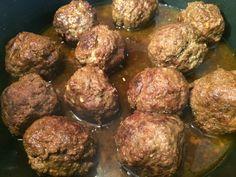 Indische gehaktballen met homemade kruidenmix, aanrader!