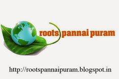 Roots Pannaipuram: Lets spread the awareness and start it..!!