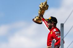 97 HiRes wallpaper pictures about the 2018 British Grand Prix driven on the Silverstone Circuit. This race was won by Sebastian Vettel in his Ferrari British F1, British Grand Prix, Jackie Stewart, Wallpaper Pictures, Best Player, F 1, World Championship, Ferrari, Captain Hat